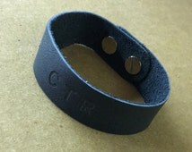 LDSBand Leather CTR Wristband - Choose The Right