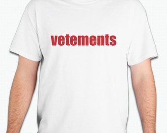 Vetements T-Shirt