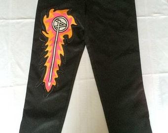 Vintage Anna Sui Couture Pants