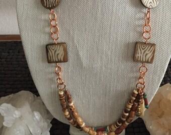 Copper Tribal