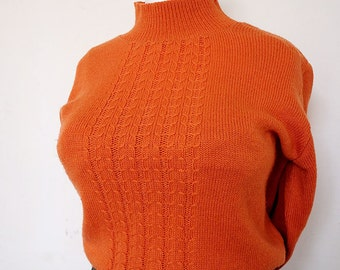 MONROE SWEATER | 50s sweaters | Knitting | to the pencil skirt | JUMPER