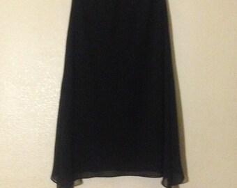 women black skirt