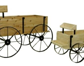 Mini Western Wagon