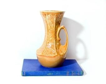 Mccoy Pottery Vase Etsy