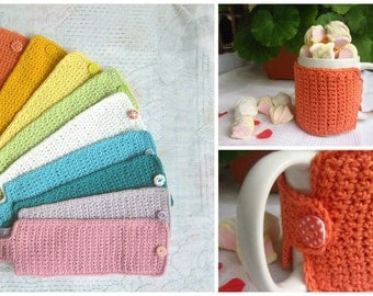 Knitted Cozy Tea Cup