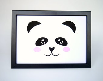 Panda Wall Art Print