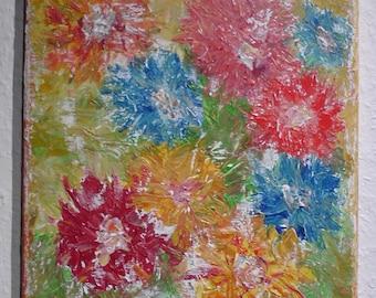 Acrylic Canvas Art Painting