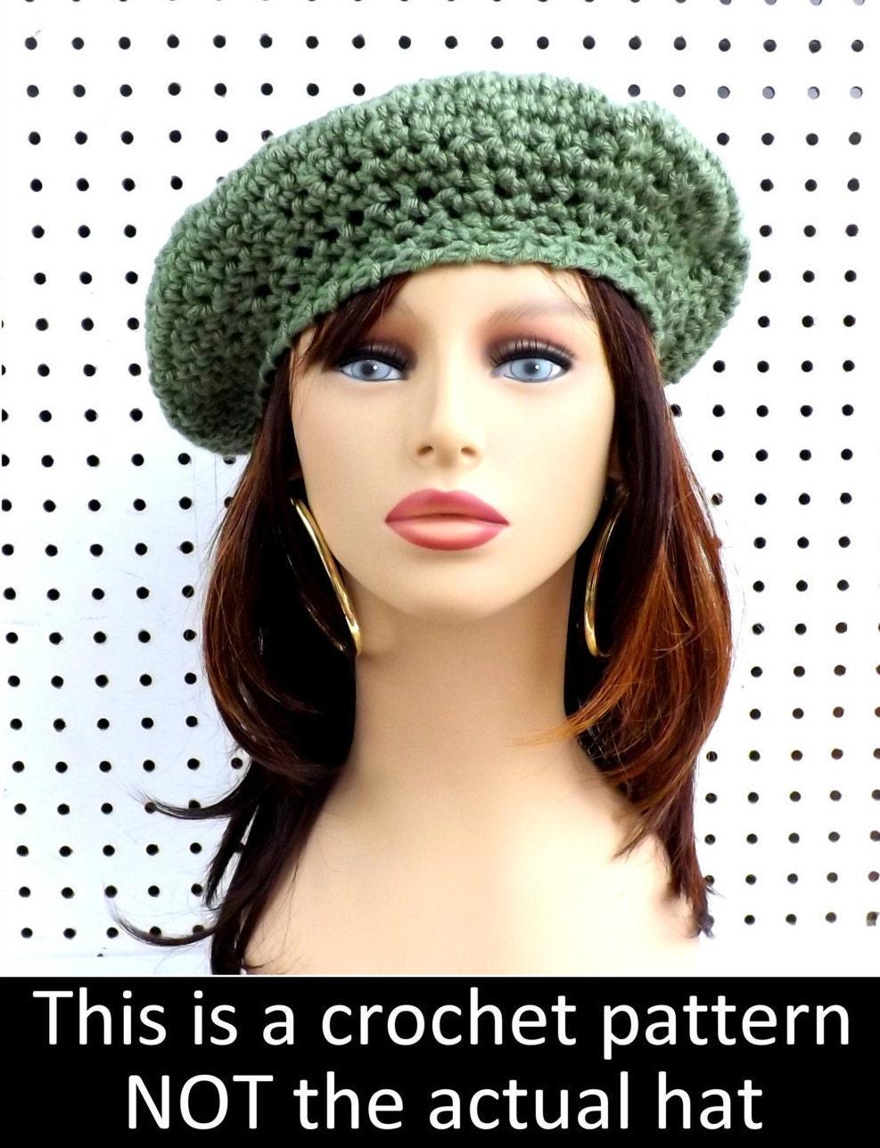 b29e69c9d1e Crochet Pattern Crochet Hat Pattern