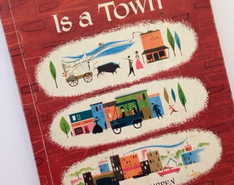 1957 This Is A Town by Polly Curren