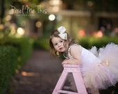 Blush Skirt Baby Tutu Bab...
