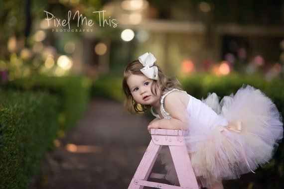 Blush Skirt Baby Tutu Baby Tulle Skirt Mommy and Me Tutu Pink Skirt Pink Tutu Skirt Toddler Skirt Birthday Skirt