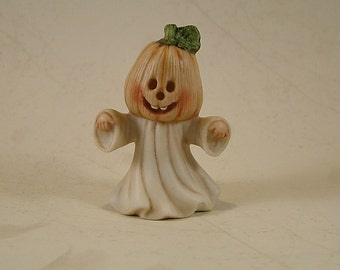 Pumpkin Head Ghost