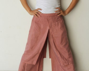 Calista pants...mix silk all color available...