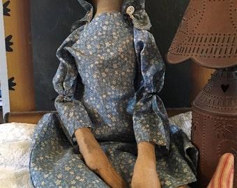 Farmhouse Prairie Doll