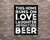 Guy Signs, Gifts For Guys, Beer Signs, Rustic Decor, Rustic Guy Gifts, Man Cave Sign, Man Cave Poster, INSTANT DOWNLOAD, Gift Ideas For Dads