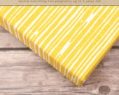 Baby  Book (Pregnancy - 5 Years) - Yellow and White Lines (136 designed journaling pages & personalization included with album)