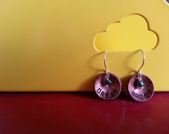 Dream Lucky Penny Earrings