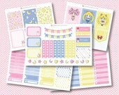 Sailor Moon Planner Stickers, matte or glossy planner stickers, life planner stickers, erin condren filofax, mambi happy planner