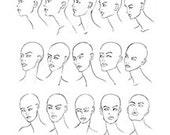 Template for Skintones Chart
