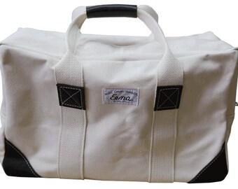 Beckel Eena 20 oz. Natural Canvas Possibilities Bag