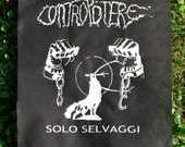CONTROPOTERE - backpatch and free patch (30 different designs available)