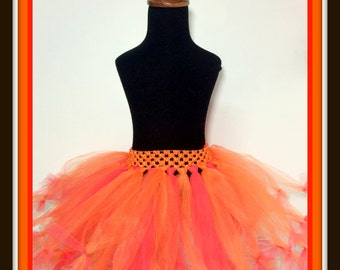 Melon Petti Tutu - Fits Sizes 6 months-5T