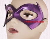 Batgirl Purple Leather Mask Gotham Superhero Harley Quinn Comic Con Batman Alicia Silverstone Cosplay Halloween Costume