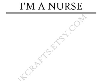Trust Me Nurse Stationery - Anatomical Medical Humor Pun Doctor Nurse Science Student Graduation Gift Printable Download
