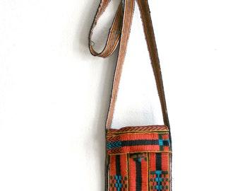 SALE Textile Bohemian Purse