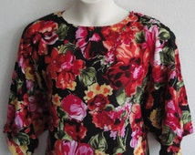 XS, S&XL Adaptive Clothing for Post Surgery- Shoulder - Mastectomy -Breast Cancer Shirt/ Hospice/ Seniors/ Stroke/ Breastfeeding-Style Libby