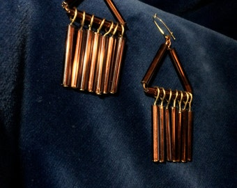Artchitect Fringe Earrings
