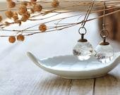 Dandelion Earrings - Make a wish - Dandelion jewelry, wholesale, Dandelion Seeds,  gift for a woman, gift under 40