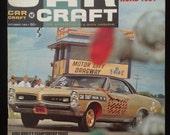 Car Craft Magazine December 1965 Pontiac GTO Cover EXCELLENT Condition