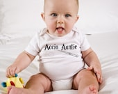Funny Harry Potter Baby Onesie - Accio Auntie