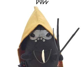 Made To Order Wandering Mandrake Root Doll