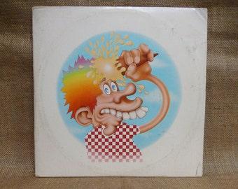 The GRATEFUL DEAD - Europe '72 - 1972 Vintage Vinyl 3 lp TRIFOLD Record Album