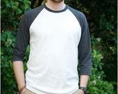 Rocky Mountain Taglan: Men's T Shirt Pattern, Men's Tee Shirt Pattern, Men's Raglan