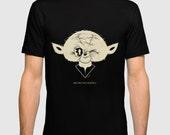 Starwars Yoda Tshirt (avail in mens and ladies cut)