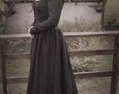 Victorian dress/coat -Halloween SALE price!!- 199.00 dollars instead of 230 dollars, offer lasts til october 31st