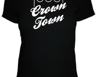 Crown Town Kansas City Baseball Womens Cotton Shirt - 4 Colors Available -  Womens Tshirt - KC Fan - Gift Friendly