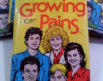 Growing Pains Trading Cards