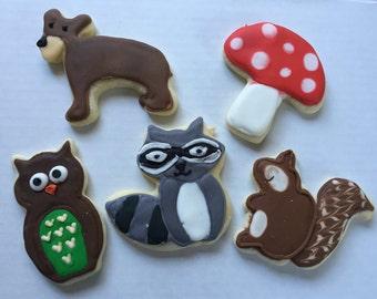 Woodland & Woodland Sugar Cookies