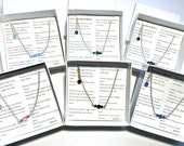 RESERVED lot of 6 matching sister anklets, swarovski crystals, gold & silver plated, lobster clasp, gift boxed, free u.s. shipping