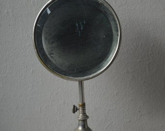 Antique Telescoping Shaving Mirror