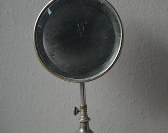 Antique Telescoping Shaving Mirror