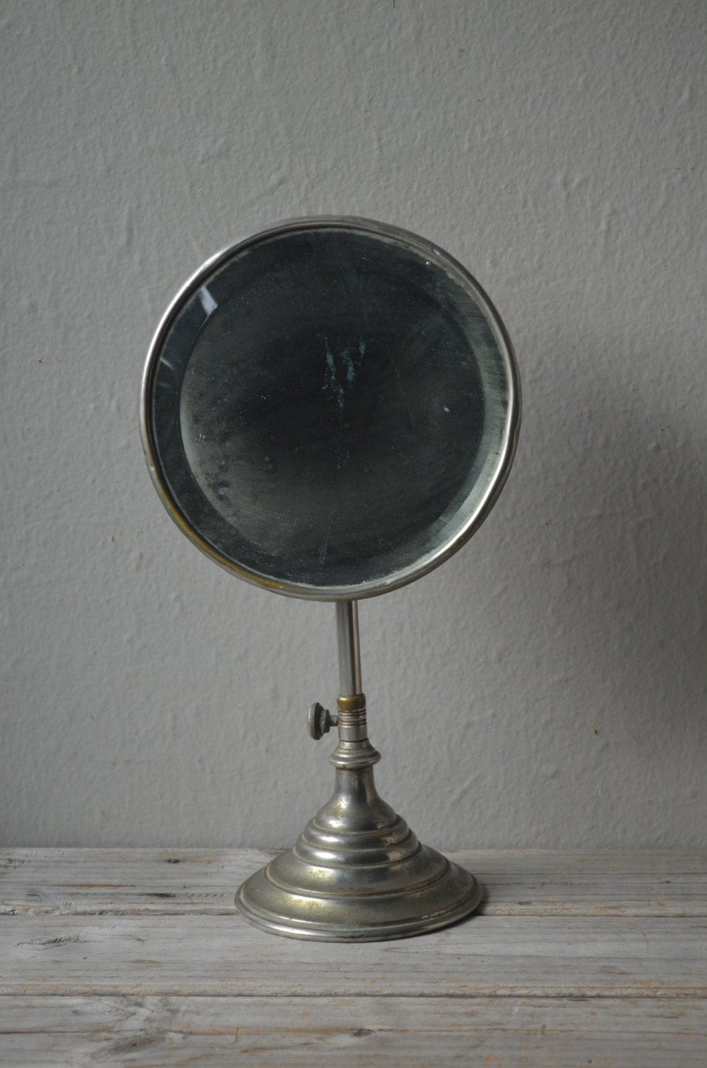 Antique telescoping shaving mirror for Shaving mirror