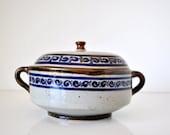 Xochiquetzal Teresa Duran Pottery Covered Casserole Dish
