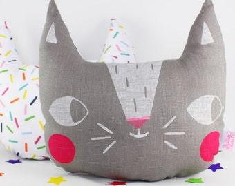 Cat Cushion Pillow