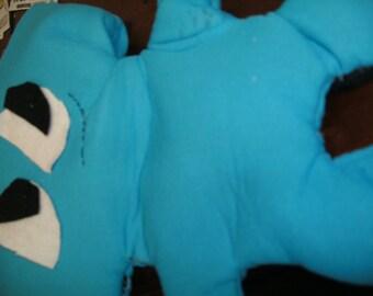 Bluu - the cute potty doll