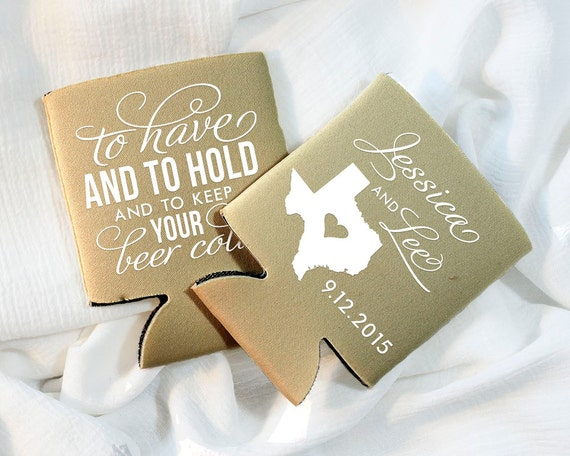 To Have And To Hold State Wedding Favors Texas Wedding Favor